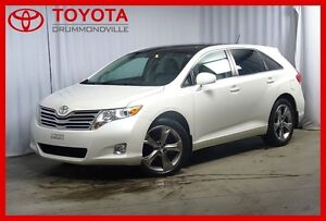 2011 Toyota Venza V6/AWD/CUIR/TOIT OUVRANT
