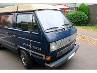 VW T3/T25 Westfalia Club Joker - Top factory VW specified campervan