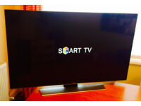 55in SAMSUNG 4K UHD SMART TV -FREEVIEW HD & FREESAT HD -VOICE/MOTION CTRL -WIFI- WARRANTY