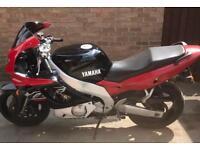Yamaha Yzf 600cc Thundercat like gsxr r6 r1 cr yz Dt rs ktm etx