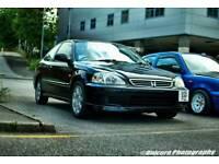 Honda civic coupe 1999 em1
