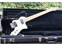 Fender AVRI (FSR) American Vintage '72 Telecaster Thinline 2012 Black