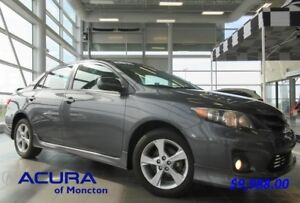 2011 Toyota Corolla Sport