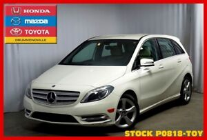 2014 Mercedes-Benz B-Class B250/CUIR/SIEGES CHAUF/GRAND ECRAN