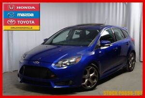 2014 Ford Focus ST / TOIT OUVRANT /
