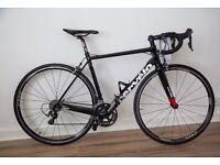 Cervelo R2 road bike with Ultegra - 54cm frame