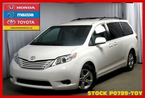 2015 Toyota Sienna LE 8 PASS + PORTES COULISSANTE