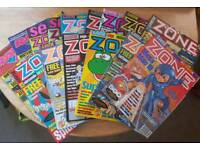15x Retro gaming magazines