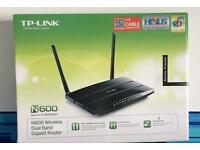TP Link N600 dual band router