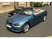 Immaculate LOW MILEAGE BMW 325i SE Convertible (2007)