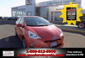 2013 Toyota Prius C HYBRID FREE iPad with the purchase of this v
