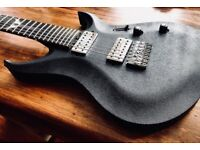 Sabre Wraith Custom 7 String Guitar with Bareknuckle Aftermath Pickups