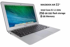 APPLE MACBOOK AIR 11 '' i5 1.1 ghz 8 GB 256 GB + Mc.OFFICE PRO 2016,FINAL CUT PRO XLOGIC PRO Xand More