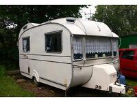 Stirling Vintage Caravan