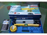 brand knew powerfix laser spirit level kh 4008