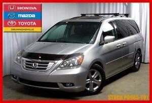 2010 Honda Odyssey Touring /8PASS/ CUIR / NAV / DVD