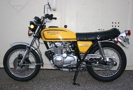 Honda 400/4 SUPER SPORT 1977
