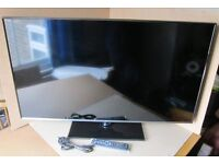 "48"" Samsung Smart TV UE48J55000AK Wireless WiFi Direct Internet Television"