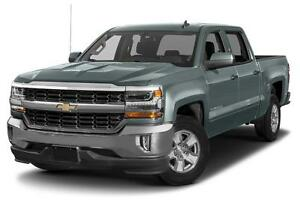 2016 Chevrolet Silverado 1500 4x4 Crew Cab  Check it out L@@K