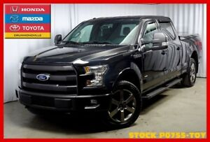 2015 Ford F-150 LARIAT FX4/NAV/3.5 ECOBOOST/JAMAIS ACCIDENTE