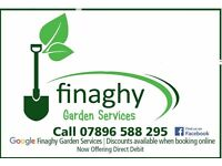 Finaghy Garden Services : Spring Services