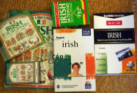 Irish Language Learning Sets