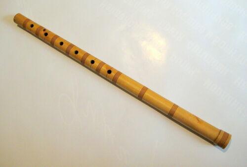Bulgarian wooden flute DUDUK Kaval handmade 1970