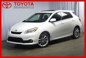 2011 Toyota Matrix XRS/TOIT OUVRANT/MAGS