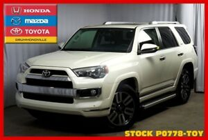 2016 Toyota 4Runner LIMITED /7PASSAGERS/ NAV / CUIR