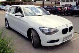 BMW 1 SERIES 2.0 116D ES 5d 114 BHP Apply for finance Online to (white) 2012