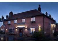 Bar & Waiting Staff ALL LEVELS required for Norfolk Broads Brew Pub