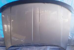 HOOD - complete with brackets and under hood insulation / liner + BUG DEFLECTOR for 1999-2004 JEEP GRAND CHEROKEE $120