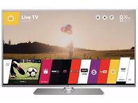 """TV LG 55"""" Full HD LED Smart 3D TV with Freeview HD & webOS & WiFi"""