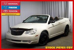 2008 Chrysler Sebring LX/DECAPOTABLE/ PROPRIETAIRE LOCAL