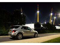 Mercedes benz Ml420 cdi SPORT V8 4-MATIC 7G twin turbo not ml320 px poss range rover bmw x5 bargain