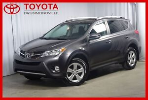 2013 Toyota RAV4 XLE/AWD/TOIT OUVRANT/MAGS