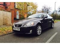 Lexus IS 220d 2.2TD SE in lovely condition throughout. HPI clear