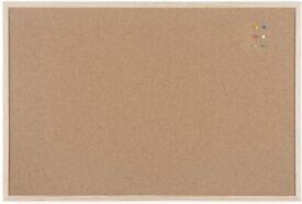 Cork Board 60cm x 90cm
