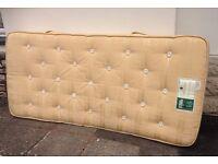 Single mattress , 3 foot , spotless