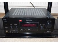 SONY RECEIVER AMPLIFIER STR-798 - 135 watts per channel - New condition