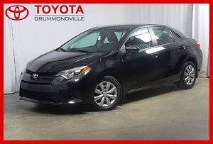 2014 Toyota Corolla LE/CAM RECUL/SIEGES CHAUF