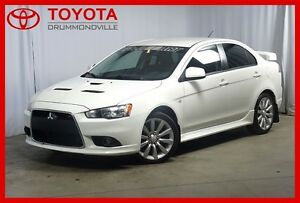 2010 Mitsubishi Lancer Ralliart/GARANTIE PROLONGÉE INCLUSE