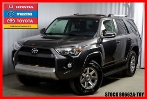 2015 Toyota 4Runner SR5 V6 TRAIL EDITION / GPS / CUIR / TOIT OUV