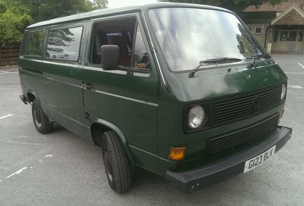 vw t25 camper van 1 6 turbo diesel in bath somerset. Black Bedroom Furniture Sets. Home Design Ideas