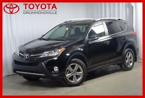 2015 Toyota RAV4 XLE/TOIT OUVRANT/MAGS/