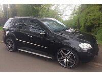 Mercedes ml 320cdi 4matic amg spec