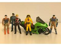 Kenner M.A.S.K, Condor vehicle and figures