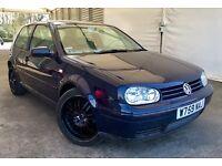 ** BARGAIN ** 2000 VW GOLF 2.0L GTI, 3 DOOR HATCH, MANUAL, LONG MOT, HPI CLEAR, DRIVES GREAT, CHEAP