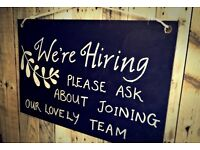 Kitchen Porter wanted for busy rural farm cafe