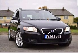 2009 volvo 2.0 d 2 owners
